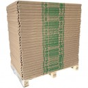กระดาษกล่องแป้งหลังเทา 350 แกรม HANCHANG